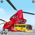 Bus Transporter Truck Game:New Bus Simulation Game icon