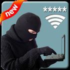 password WiFiCorte brincadeira icon
