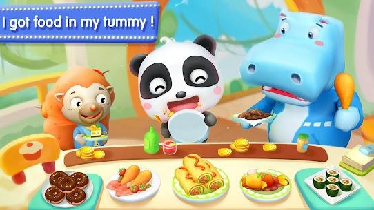 Little Panda's Restaurant MOD (All Recipes Are Unlocked) 5