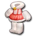 ピンクネコ衣装(からだ)