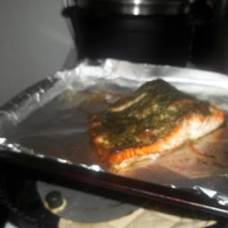 DELICIOUS Baked Salmon