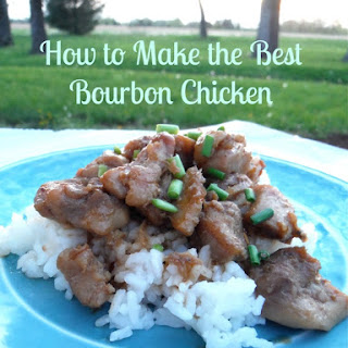 How to Make the Best Bourbon Chicken.