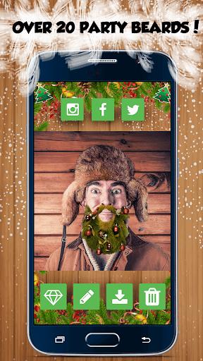 無料摄影Appのフォトモンタージュ – 髭|記事Game