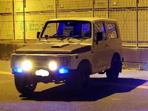 ジムニー JA11V ja11のカスタム事例画像 KOMATSUさんの2019年01月11日22:59の投稿
