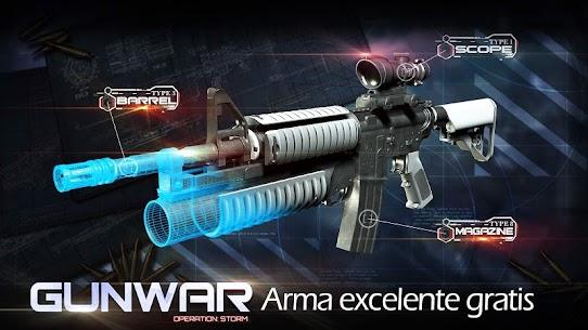 Gun War: Shooting Games 4