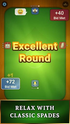 Spades Card Game 1.0.1.572 screenshots 5