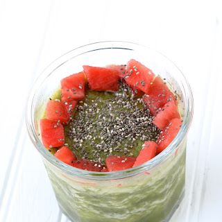 Watermelon Kale Smoothie