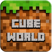 cube world craft : crafting and building