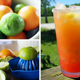 Sugar Sunset Margaritas