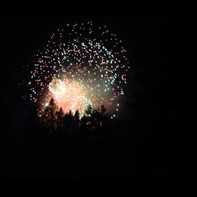 Fireworks by Bronagh Marnie - Instagram & Mobile iPhone