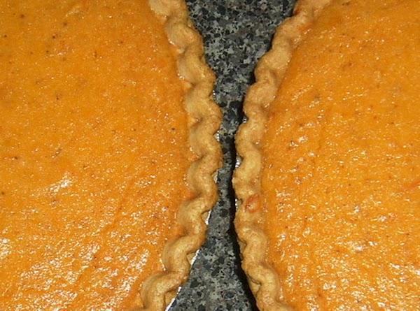 Sweet Potatoe Pie Recipe