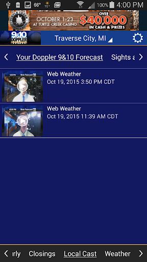 玩免費天氣APP|下載Doppler 9&10 Weather Team app不用錢|硬是要APP