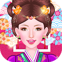 Chinese Traditional Fashion - Makeup & Dress up icon