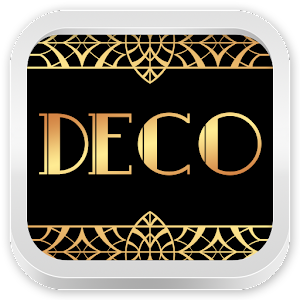 art deco keyboard android apps on google play. Black Bedroom Furniture Sets. Home Design Ideas