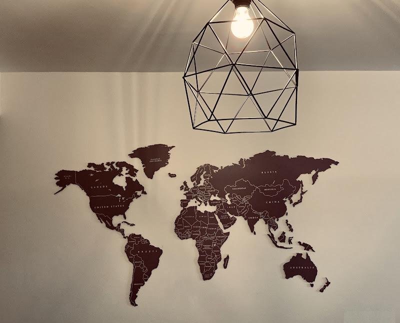 Il mondo in una stanza di darioformica
