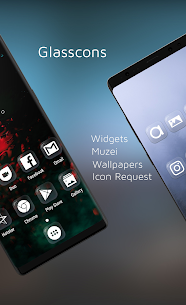 Glasscons – Icon pack v1.1.6 Patched 2