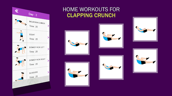 Home Workouts : GYM Body building 16