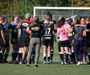 Eendracht Aalst stoomt door in eerste nationale vrouwenvoetbal