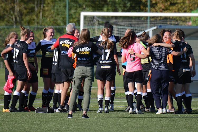 Vrouwen Eendracht Aalst tonen ook ambities met nieuwe stafleden en versterkingen voor promoverend B-team