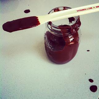 Healthy Hot Chocolate Fudge Sauce Recipe