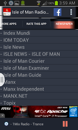 玩音樂App|Isle of Man Radio News免費|APP試玩