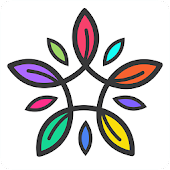 COLORS: Coloring Book for Adults | Color Me Apps