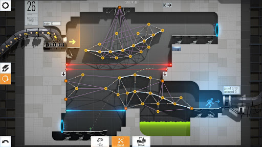 Screenshot for Bridge Constructor Portal in United States Play Store