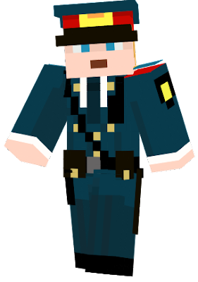 police officer of Russia