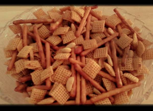 Nuts And Bolts ~ Snack Mix