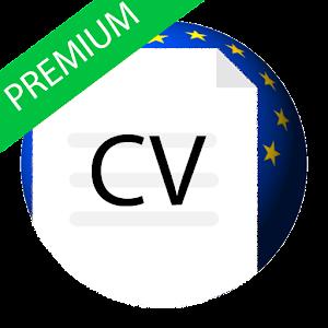 Curriculum vitae europeu PREM Gratis