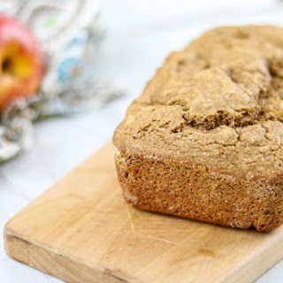 Spiced Apple Bread.