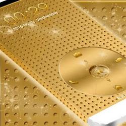 Gold Locker For Galaxy S5