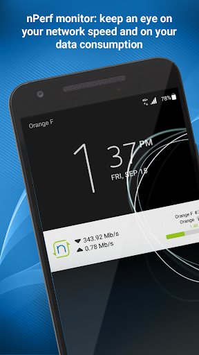 Speed test 3G, 4G, 5G, WiFi & network coverage map screenshot 6