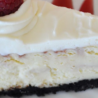 White Chocolate And Raspberry Cheesecake Cream Cheese Recipes