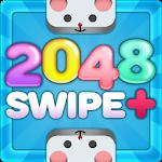 2048 Swipe Plus Icon