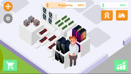 Gaming Shop Tycoon MOD (Unlimited Money/Bitcoin) 5