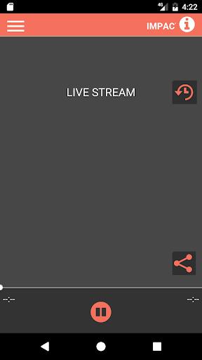 Aplikacje Gospel Impact Radio (apk) za darmo do pobrania dla Androida / PC/Windows screenshot