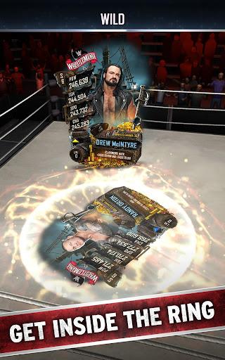 WWE SuperCard u2013 Multiplayer Card Battle Game modavailable screenshots 8