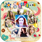 ScrapBook Collage Photo Grid Editor