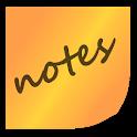 Mulligrubs Notepad icon