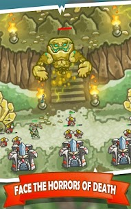 Kingdom Defense 2: Empire Warriors 1.3.2 Mod Apk Unlimited Money Download 3