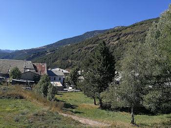 terrain à Chateau queyras (05)