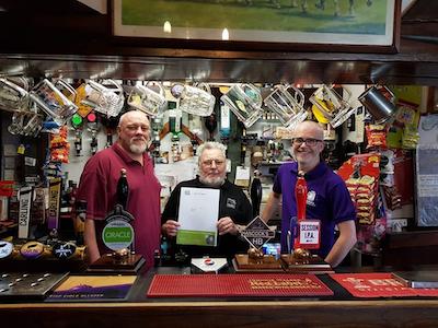Pub celebrates 24th year in the Good Pub Guide