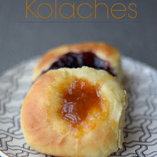 Kolaches Recipe