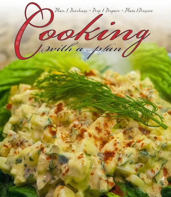 Amazing Summer Egg Salad Recipe