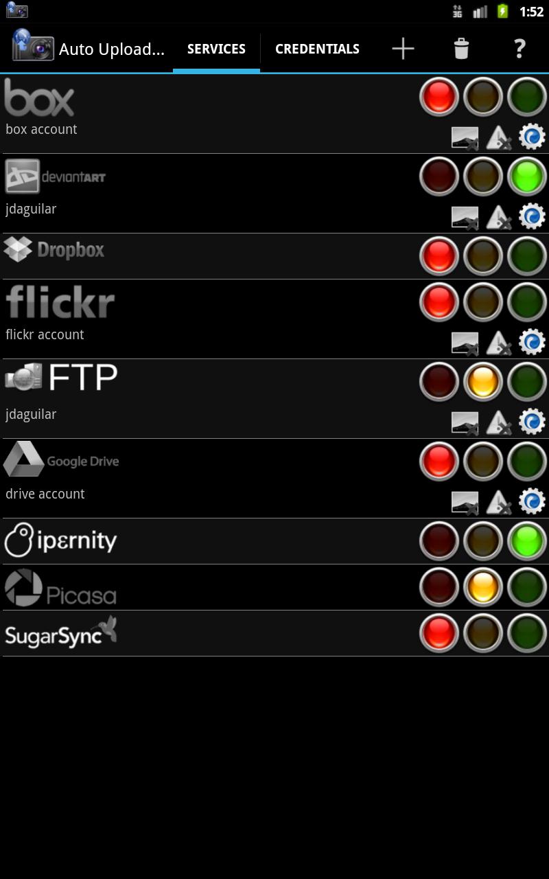 Скриншот Auto Uploader - DISCONTINUED