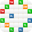 Words – classic crossword strategy game icon