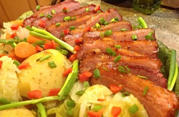 Grobbel's Gourmet Flat Corned Beef Briskets Recipe
