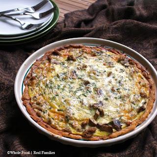 Sausage Quiche With Pie Crust Recipes