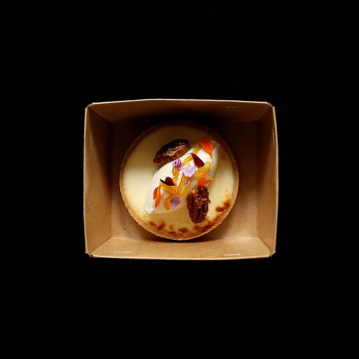 Japanese Cheese Tart